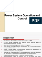 Powersystem Op and Con