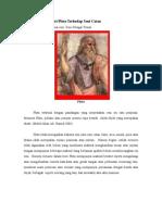 teori Mimesis Plato