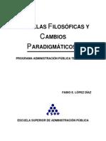 1 Escuelas Filosoficas y Cambios Paradigmaticos i[1]
