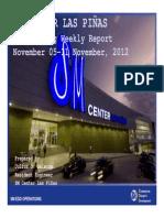 PN Facility Report WEEK 46