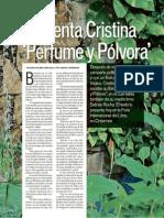 SIERRA MADRE Presenta Cristina Sada Su Primer Libro