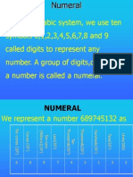 1.Numbers