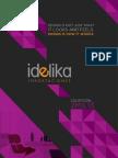 Catalogo Idelika 2013