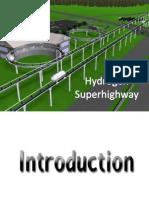 hydrogen superhighway