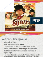 Around the World in 80 Days Presentation