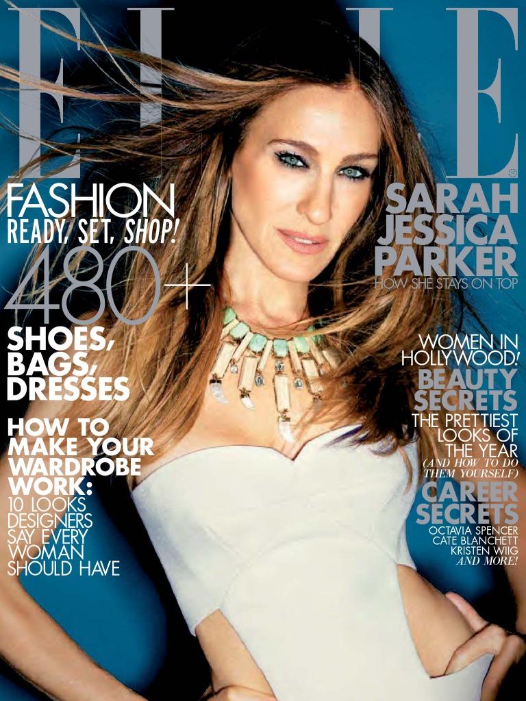 Elle USA - November 2012   Post Office Box   Mail dbd1d308d914