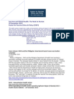 Vaccines and Global Health_The Week in Review_23 Nov 2013