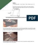 Belt Jointing Procedure