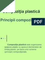 compozitia plastica- principii