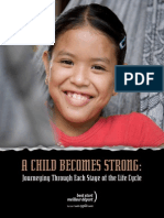 child become strong