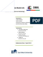 Report on Dutch Bangla Bank