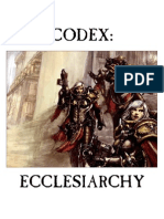 144773565 Codex Ecclisiarchy Version 2 6 6th Ed