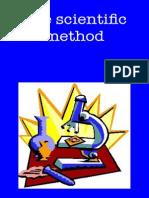 My Scientific Method Book by Shahad