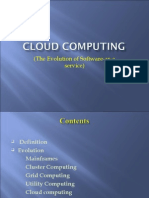 Cloud Computing Mrits