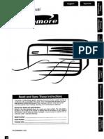 Kenmore AC Unit Model 25373106200
