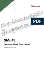 Smufl 0.7 Draft