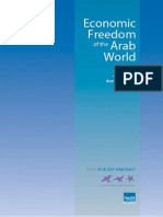 Economic Freedom of the Arab World 2013 Annual Report