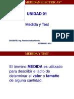 Cap. 1 Medida y Test