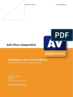 AVC Performance Report 2013