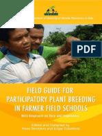 Field Guide Farmer Plant Breeding