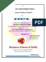 HCL Marketting Managarme