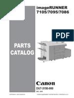 Parts IR7105