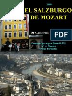 El Salzburgo de Mozart