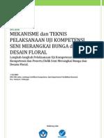 Mekanisme & Teknis Pelaksanaan Uji Kompetensi