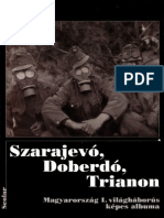 160934392 Balla Tibor Szarajevo Doberdo Trianon