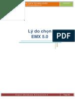 B1 - Ly Do Chon EMX Va Ket Luan
