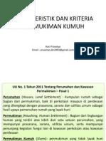 Karakteristik Dan Kriteria Kawasan Kumuh_hariprasetyo