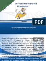 Presentación Historia de la Orientacion Educativa
