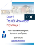 Chapter6.2 the 8051 C Programming