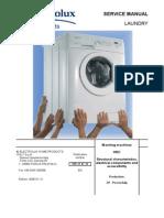 Electrolux Service Manual