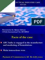 Case Study Pharma