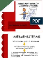 Asesmen Literasi Una
