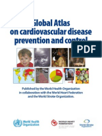 Global Atlas About CV Disease by WHO   Cardiovascular