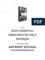 Anthony Mychal 8.4.X