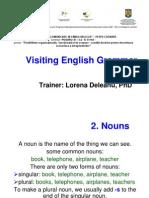 1 Visiting English Grammar-Nouns