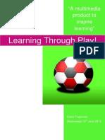 multimedia assessment - portfolio
