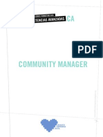 Community Manager MANUAL