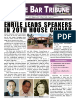 The Bar Tribune 20th HOD Special Issue