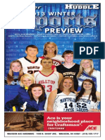 2013 Winter Sports Preview