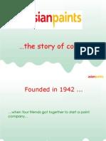 Asian Paints Overview