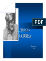 Charles Correa - His Works