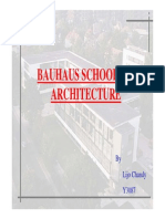 Bahaus School Architects works