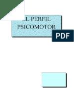 EL PERFIL Psicomotor