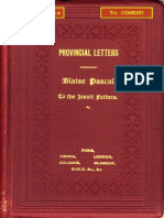 [Blaise Pascal] Provincial Letters - Moral Teachin(BookFi.org)
