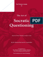 Socratic Questioning 2006