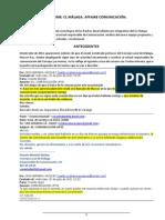 111004 - Informe sobre affaire de Comunicación en CL Málaga